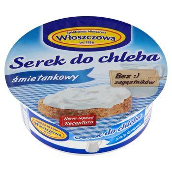 Włoszczowa Serek do chleba śmietankowy 100 g