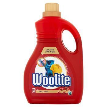 Woolite Płyn do prania tkanin do kolorów z keratyną 1,8 l (30 prań)