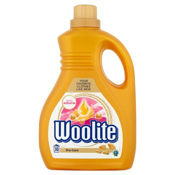 Woolite Pro-Care Płyn do prania 1,8 l (30 prań)