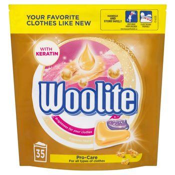 Woolite Pro-Care Kapsułki do prania 770 g (35 x 22 g)