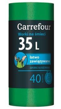 Worek CARREFOUR MC Zaw 35 L