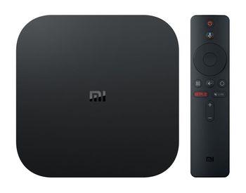 XIAOMI Mi TV BOX S 4K CZARNY