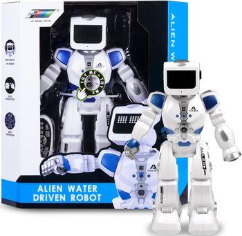 Zabawka ARTYK Alien Water Driven Robot
