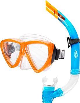 Zestaw do nurkowania maska+fajka NERF Spokey