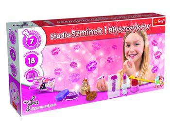Zestaw do tworzenia szminek i błyszczyków TREFL Science4You Studio Szminek i Błyszczyków 61121
