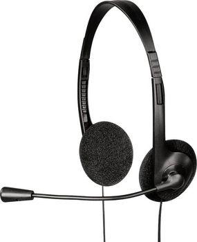 Zestaw słuchawkowy PC Hama HS-101