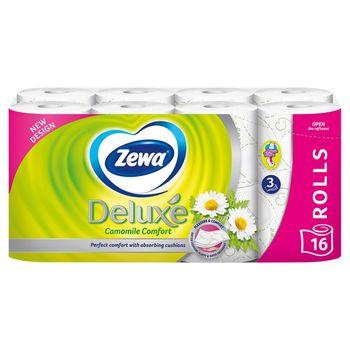 Zewa Deluxe Camomile Comfort Papier toaletowy 16 rolek