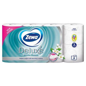 Zewa Deluxe Jasmin Blossom Papier toaletowy 8 rolek