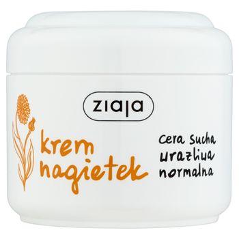 Ziaja Krem nagietek cera sucha wrażliwa normalna 100 ml