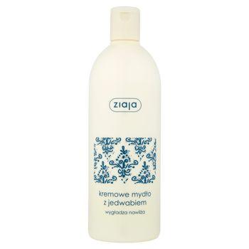 Ziaja Kremowe mydło z jedwabiem 500 ml