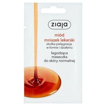 Ziaja Łagodząca maseczka miód mniszek lekarski 7 ml