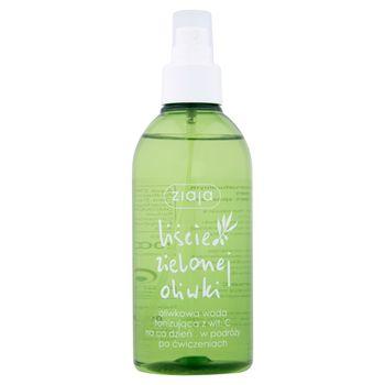 Ziaja Liście zielonej oliwki Oliwkowa woda tonizująca z wit. C 200 ml