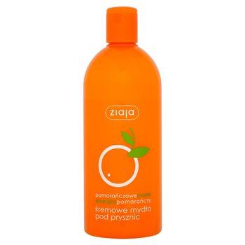 Ziaja Pomarańczowe masło Kremowe mydło pod prysznic 500 ml