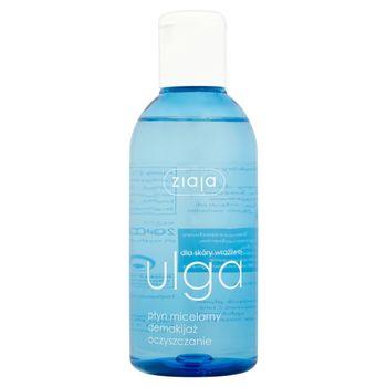 Ziaja Ulga dla skóry wrażliwej Płyn micelarny 200 ml