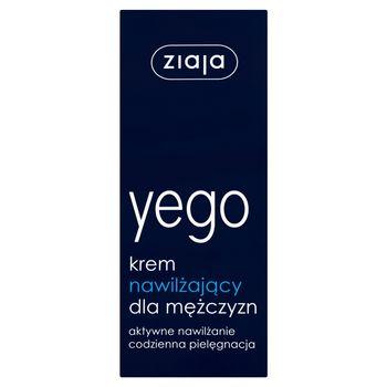 Ziaja Yego Krem nawilżający dla mężczyzn 50 ml