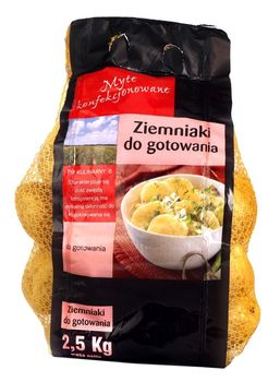 Ziemniaki do gotowania 2,5 kg