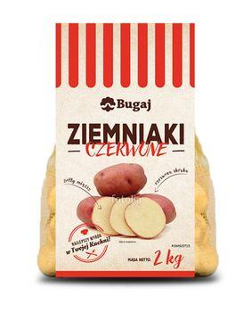 Ziemniaki obiadowe czerwone 2 kg