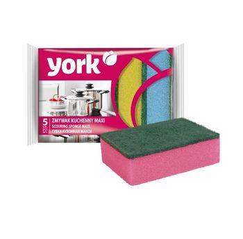 Zmywak kuchenny York Maxi 5 szt