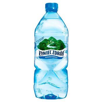 Żywiec Zdrój Niegazowany Woda źródlana 1 l