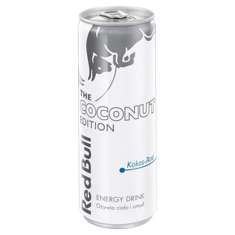 Red Bull Kokos Blaubeere